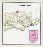 Limestone, White Springs, Union and Snyder Counties 1868