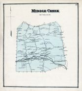 Middle Creek, Union and Snyder Counties 1868