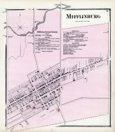 Mifflinburg, Union and Snyder Counties 1868