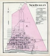 New Berlin, Union and Snyder Counties 1868