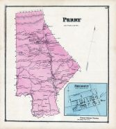 Perry, Fremont, Union and Snyder Counties 1868