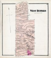 West Buffalo, Union and Snyder Counties 1868