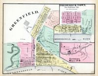 Greenfield, Frederick Town, Lindlys Mills P.O., Washington County 1876