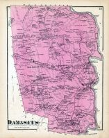Damascus, Wayne County 1872