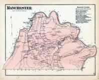 Manchester, Wayne County 1872