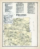 Preston, Starrucca 1, Wayne County 1872