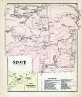 Scott, New Baltimore, Wayne County 1872