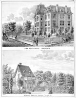 York Collegiate Institute, Samuel Small, York County 1876