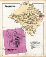 Franklin, Franklintown, York County 1876