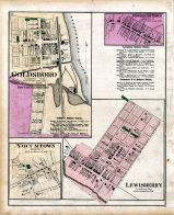 Goldsboro, Newberrytown, Yocumtown, Lewisberry, York County 1876