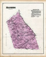 Manheim, York County 1876