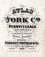 Title Page, York County 1876
