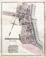 Wrightsville, York County 1876