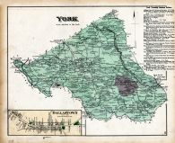York, Dallastown, York County 1876