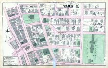 Plate N, Providence 1875 Vol 1 Wards 1 - 2 - 3  East Providence