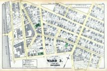 Plate Q, Providence 1875 Vol 1 Wards 1 - 2 - 3  East Providence