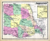 Johnston, Simonsville, Rhode Island State Atlas 1870