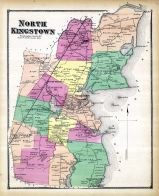 Kingstown North, Rhode Island State Atlas 1870