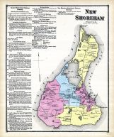 New Shoreham, Rhode Island State Atlas 1870