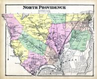 Providence North, North Providence, Rhode Island State Atlas 1870