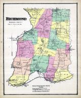 Richmond, Rhode Island State Atlas 1870