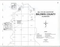 Map Image 058, Baldwin County 1982