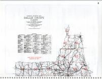 Map Image 033, Dallas County 1982