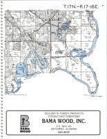 Map Image 001, Elmore County 1994