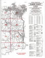 Map Image 021, Elmore County 1994