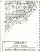 Map Image 009, Clinton County 1971