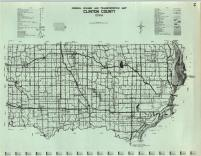 Map Image 025, Clinton County 1971