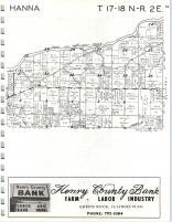Map Image 019, Henry County 1968
