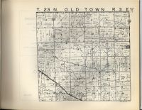 Old Town T23N-R3E, McLean County 1947