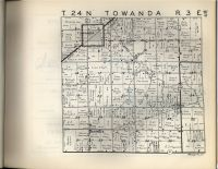 Towanda T24N-R3E, McLean County 1947