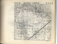 Money Creek T25N-R3E, McLean County 1947