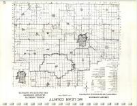 Map Image 001, McLean County 1966