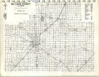 Map Image 033, McLean County 1966