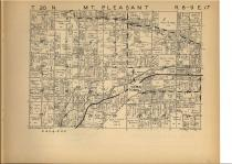 Map Image 004, Delaware County 1952
