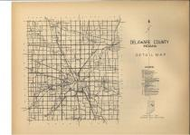 Map Image 013, Delaware County 1952