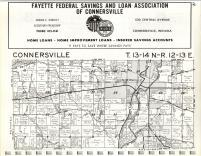 Map Image 004, Fayette County 1967