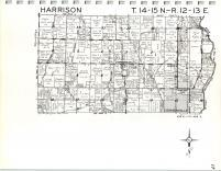 Map Image 007, Fayette County 1967
