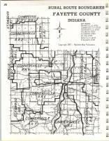 Map Image 010, Fayette County 1967
