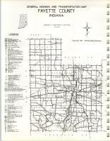 Map Image 011, Fayette County 1967