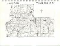 Map Image 003, Fayette County 1970