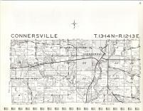 Map Image 004, Fayette County 1970