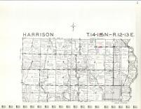 Map Image 007, Fayette County 1970