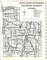 Map Image 010, Fayette County 1970