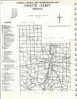 Map Image 011, Fayette County 1970