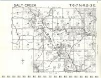 Map Image 001, Jackson County 1971