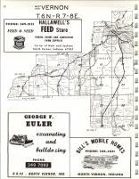 Map Image 005, Jennings County 1968